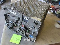 Used Receiver/Transmitter RT-68/GRC, 1950's Military Radio, Fair Cond