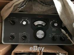 VINTAGE COLLINS RADIO 32S-1 Transmitter Receiver Emblem Ham