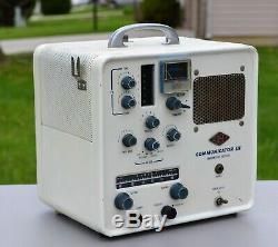 VTG (1950s) Gonset Communicator III HAM Radio VHF Receiver Transmitter