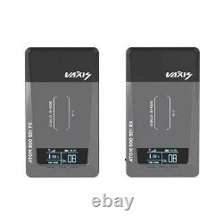Vaxis ATOM 500 SDI Wireless Transmitter Receiver HD HDMI Image Transmission US