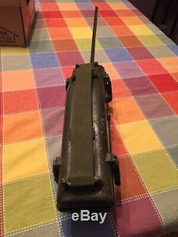 Vietnam US Army Military RT-196A/PRC-6 Receiver Transmitter Walkie Talkie Radio
