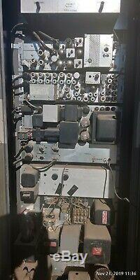 Vintage 1940s Motorola Police radio transmitter receiver tower