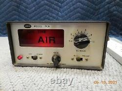Vintage Ameco Pcb Tube Ham Cb Radio Preamp On Air Light For Transmitter Receiver