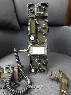 Vintage Army Radio A14 Transmitter Receiver, High-power (5820-99-106-0365)