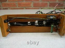 Vintage Crystal Ham Radio Transmitter Home Brew