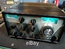 Vintage Drake T-4XC Ham Radio Transmitter for restoration