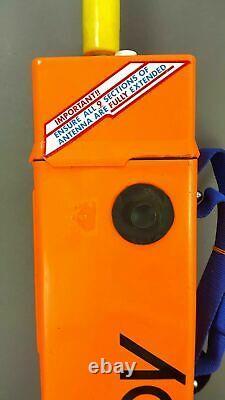 Vintage Emergency Radio Callbuoy Rh19 England Transmitter Receiver Beacon Sos