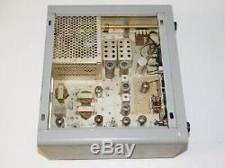 Vintage Hallicrafters HT-44 Ham Amateur Band Radio Vacuum Tube Audio Transmitter
