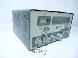 Vintage Heathkit Cheyenne Mt-1 Radio Transmitter Af/rf Band Tuning Nice