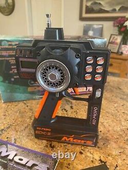 Vintage KO PROPO EX-1 MARS FM radio transmitter And Receiver MANUAL AND BOX