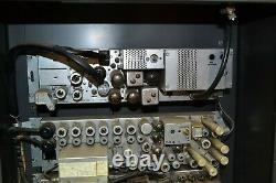 Vintage MOTOROLA Tube Amp. POLICE DEPT. Console 2-WAY RADIO Transmitter/Receiver