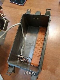 Vintage Motorola Receiver-transmitter-radio RT-209 Military