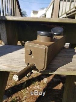 Vintage Original WW2 U. S. Army Signal Corps Radio Receiver/Transmitter BC-721-A