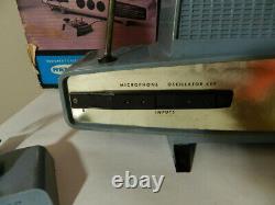 Vintage Remco Caravelle Transmitter Receiver- In Orig. Box- Vintage Radio