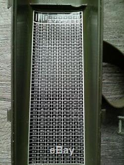 Vintage US Military 2 Way Portable Field Radio Pr Very Rare Receiver Transmitter
