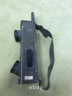 WWII Signal Corps US Army Radio Receiver Transmitter BC-611-F Walkie Talkie