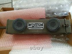 WWII Signal Corps US Army Radio Receiver Transmitter BC- 611-F Walkie Talkie WOW