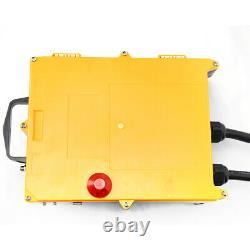 Wireless Industria Radio Remote Control Transmitter+Receiver for Bridge Crane