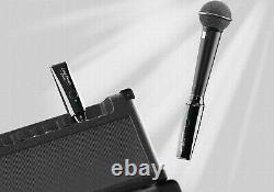 Wireless Microphone Adapter XLR Transmitter and Receiver Plug-on