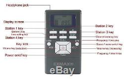 Wireless Tour Guide System for Guiding Meet 2FM Transmitter+50Radio Receivers