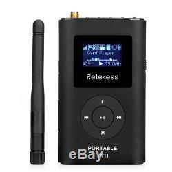 Wireless Tour Guide System for Guiding Meeting FM Transmitter+30Radio Receivers