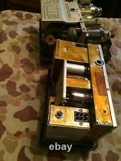 Ww2 Us Army Radio Bc-1306 Rare Ww2 1944 Radio Receiver &transmitter Bc 1306