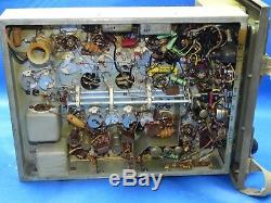 Wwii Us Military Radio Receiver And Transmitter Signal Corps Jeep Bc-620