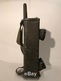 Wwii Us Military Receiver Transmitter Walkie Talkie Radio Bc-511-c Signal Corps
