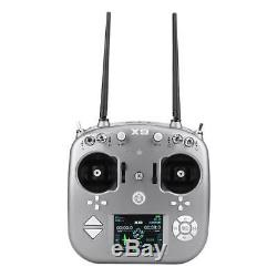 X9 9CH 2.4GHz 0ISM Radio Transmitter & X9D Receiver for Helicopter, Glider, Drone
