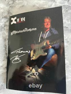XVIVE U2 Guitar Wireless System with Transmitter and Receiver Black