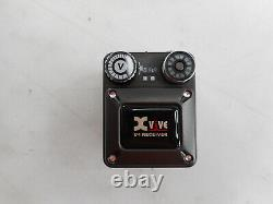 Xvive U4Wireless in-Ear Monitor System Transmitter and Beltpack Receiver