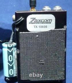 Zaxcom Rx900-s Stereo Digital Eng Receiver With Stereoline Stereo Transmitter